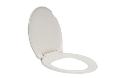 Asiento ovalado blanco - Agua Clara