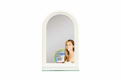 Embalaje Espejo capilla chico con repisa - Agua Clara