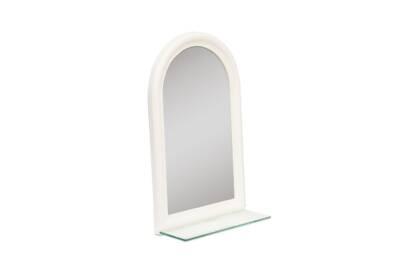 Espejo capilla chico con repisa - Agua Clara