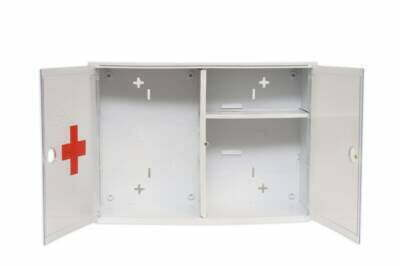 Organización 2 puertas 1º Auxilios - Agua Clara