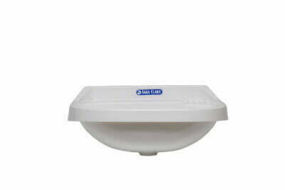 Pileta lavatorio - Agua Clara