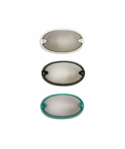 Tortuga oval lisa - Agua Clara